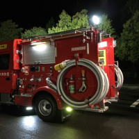 消防ポンプ操法訓練のサポート