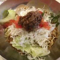 冷やしサラダタンタン麺