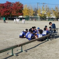 中学年リーグ 対登美丘、錦陵、榎、浜寺昭和戦