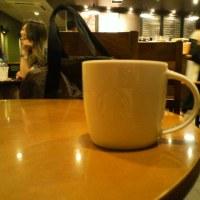 今日のソト☆カフェ『京都四条河原町・スタバ』