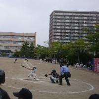 6月25日 多賀城市教育長杯争奪少年野球大会