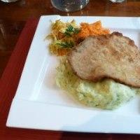 ポーランド旅行  昼食・夕食