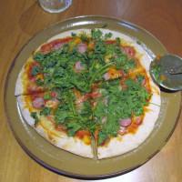 パクチーピザ
