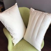 ルチアの枕は2種類!