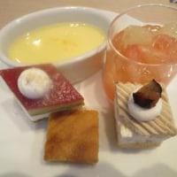 「九品仏」スブニール デザートビュッフェを食べに行きました