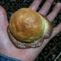 ちびっこいぼうしパン