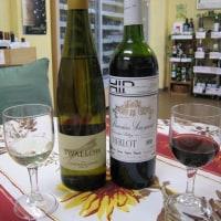 本日の土曜試飲会は、オレゴン州の白ワインとワシントンの赤ワインです!