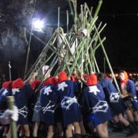 網干の魚吹神社のお祭り