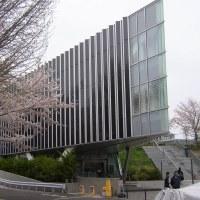 2015年4月建築探訪再始動 その5「東工大の図書館が凄いことに」