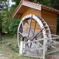 懐かしい水車小屋