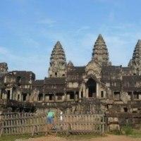 カンボジア・ベトナム旅行記(10)ベストポジション