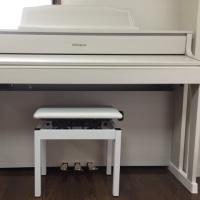 ピアノが来ました!