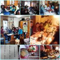 3月のPC教室と詩吟の勉強会。