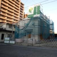 広島県福山市光南町2丁目5・カバヤホームによる新築工事