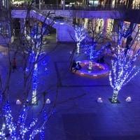 JR八王子駅周辺イルミネーション