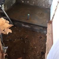 倉敷市玉島八島で住宅浴室・トイレ改修工事スタート
