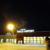 フィンランドの旅 ヘルシンキ空港で乗り換えイヴァロ空港へ