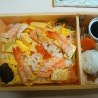 ご予約弁当「ちらし寿司」