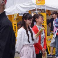DEJIMA博 ひるじげドンレポーター・三浦実緒と石本 愛 2017・5・6