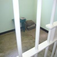 「東・南アフリカ」編 ロベン島6 旧刑務所4 ネルソン・マンデラ1