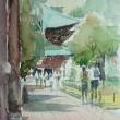 午後の建長寺