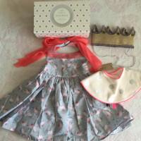 【MARL MARL】マールマール bouquet flamingo pink etc...