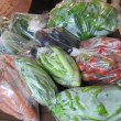 緑のルバーブジャム、農家のレシピ。