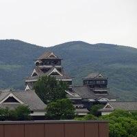 熊本城・・・