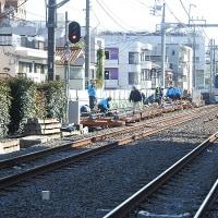 18-Jan-17 沼袋駅地下化工事その5