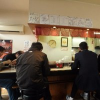 山口市 蘭蘭の豚キムチラーメン