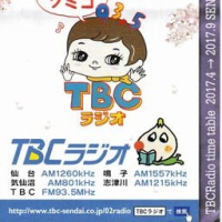 TBCラジオ 生出演