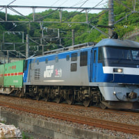 2017年4月28日 東海道貨物線 東戸塚 EF210-120 71レ