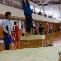 日記(12.4)体操教室