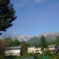 今日の山々、、