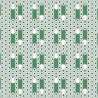 「パターン」鉛筆亀甲(テキスタイル)