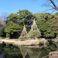 小石川後楽園と世界らん展