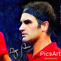 Roger Federer congratulations! ATP 2017