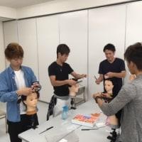総合学習(アルファジャパン美容専門学校)