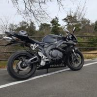 バイクで一回り。