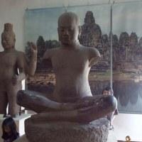 世界遺産に登録される予定のカンボジアの遺跡…ソンボープレイクック遺跡