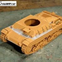 イタリア重戦車P40 3