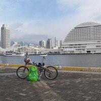 2017年1月神戸港ポタリング