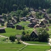 金沢・飛騨高山・上高地周遊の旅1