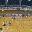 中学バスケット夏季大会