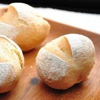 ベーキングパウダーで作ったパン♪