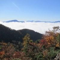 経ケ岳(1625m)