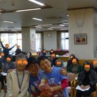 56回目にして花束を!(^^)! 11/16(水)RHU様No.56 文化祭