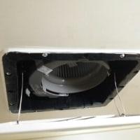 コーポの浴室換気扇を交換するの巻き
