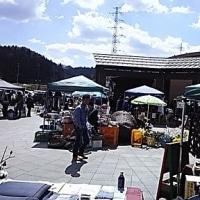 久しぶりの道の駅栃尾出店。。