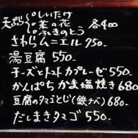 フキノトウ天ぷら